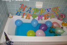Brody bday ideas / by Delilah Hudson