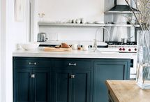 Kitchen Ideas / by Nikki Green Caprara (Project Home)