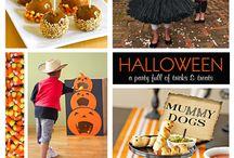 Halloween / by Nikki Wiley