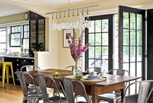 Dining Rooms / by Marie Cole-Keene