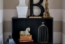 Home Decor / by Ashley Bruggeman