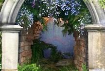 Dream a little garden dream / by Jordyn P.