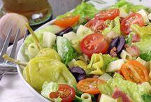 Salads / by Angela Brannick