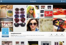 Social Media / Check out our Social Media Websites! / by eyeglasses.com