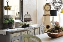 French or Tuscan Dining Ideas..... / by Merita Cox