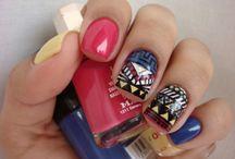 Hair,makeup,nails / by Kriston Love