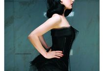 <3 Dita Von TEESE <3 / Yes, we have an unabashed love for the legendary burlesque performer, model, designer, and entrepreneur Dita Von Teese. What of it? / by Corset Connection