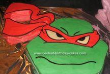 Cakes / by Kayley Bond