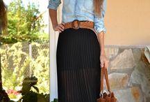 Modest fashion / by Natalia Mîndru