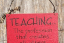 Classroom Posters / by Sherry McMahan