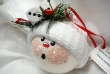Christmas Crafts / by Karen Green