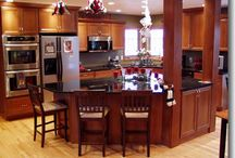 Kitchens / by Kelly L'Huillier