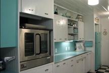 kitchens / by Gina Martin Design