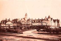 Historic Hotels  / The Grande Dames everyone should visit at least once in their life! / by Margaret Doyle