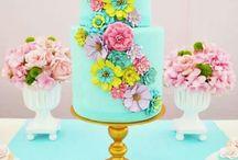 cakes / by Sierra Maynard