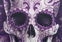 Suga Skulls / by Heather Hill