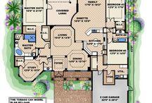 Floor Plans / by ** Cheryl **