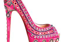 Shoe obsessed / ...the higher the heel, the closer to God / by Haley HCN
