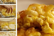 Mac and Cheese / by Marianne Herman