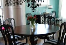 La Casa - Dining Room  / by Brittany Briceño