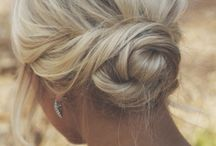 HAIR STYLES (UPDO'S) / by Halee Tharin Nolte