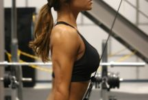 Workout & Health Inspiration / by Andrea Kingsbury