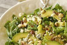 salads / by RYANRUSTREALESTATE