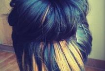 i <3 hair / by Tytrice Yarn