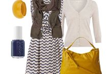 Outfits  / by Judy Canaan