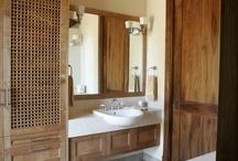 Decor - Bathroom / by Ashley Dietrick