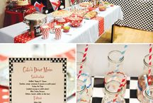 50's party ideas / by Kristi Christian