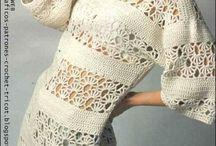 remeras crochet / by Mariana Aybar