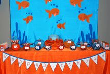 Goldfish party / by Amanda's Parties TO GO