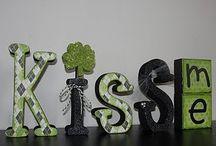 St. Patricks Day / by Cassie Baird Skinner