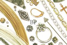 Wire - Sterling & Gold Filled / by Beadspoint, Inc.