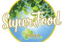 SuperFoods / Wat zijn superfoods eigenlijk? En wat kunnen deze voedingsmiddelen precies voor jou doen? Daar kun je allemaal achter komen tijdens de SuperFood Week van Miss Natural. Schrijf je nu gratis in en ontvang elke dag nieuwe informatie, tips, artikelen en lekkere recepten met superfoods! http://missnatural.nl/meld-je-nu-gratis-aan-voor-de-superfood-week/ / by Miss Natural Lifestyle