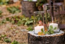 Rustic Wedding Inspiration / by Dogwood Events