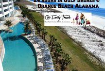 Orange Beach/Gulf Shores, Al. / by Vicki Abbott