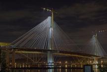 Bridges of Vancouver, Coast & Mountains / by Vancouver, Coast & Mountains