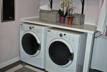 Laundry Room Overhaul / by Monica Sweeney