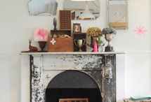 Fireplaces / by Tina Gluch