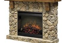 Fireplaces / by Jeannette Jose