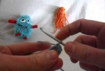 DIY Crochet: How do they do it? / by Jenneke van Leeuwaarden