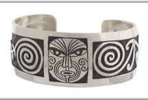 Maori People and Designs / by CAROLYN WESNER