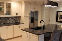 Deerfield Assembled Hawthorne Cabinets / by Kitchen Resource Direct