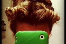 Hair!  / by Casie Davidson