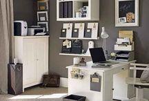 Home Office / by Lynn Stecker