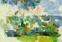 Cézanne... / by Kimberlee Robinson