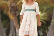 flower girl dress designs / by Sammie Clark