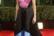 Golden Globes Style / by Dressed Up + Down, LLC